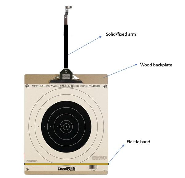 target holder