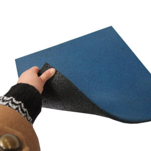 6x12x12 Vulcanized Rubber Ballistic Sheet