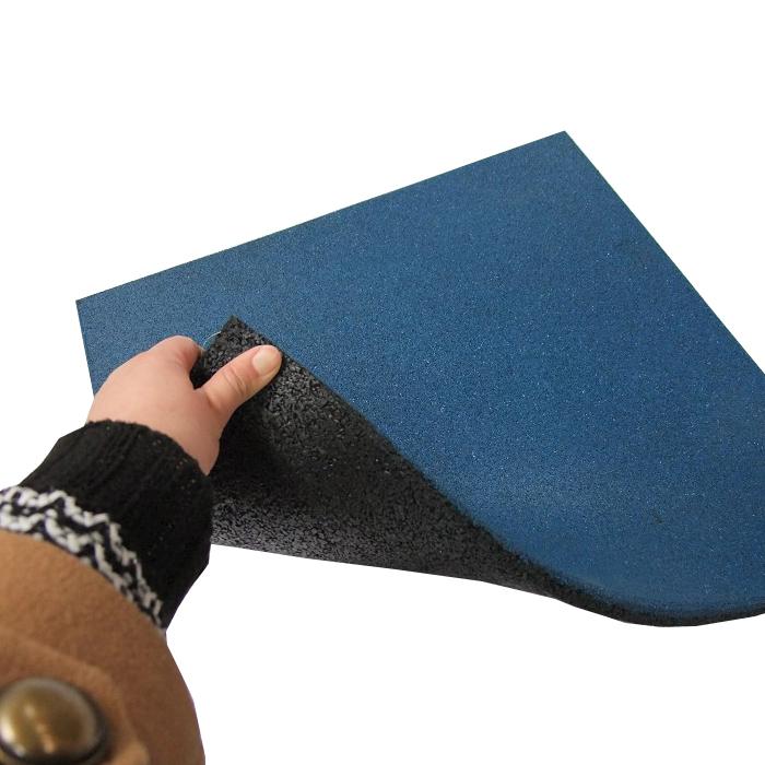 6x12x12 Vulcanized Rubber Ballistic Sheet