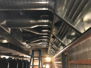 HVAC Systems for Shooting Ranges