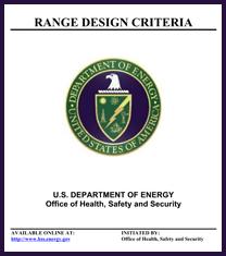 Range Design Criteria