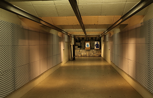 shooting range target retrieval system