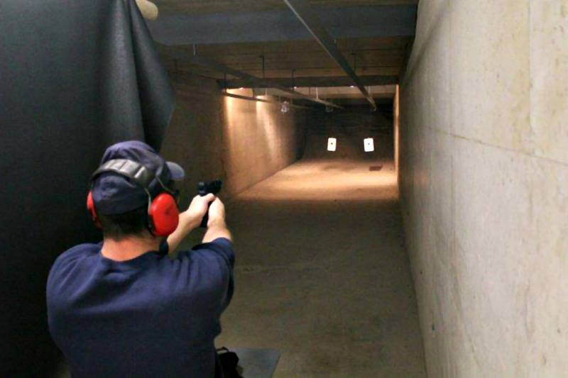 target retrieval system shooting range