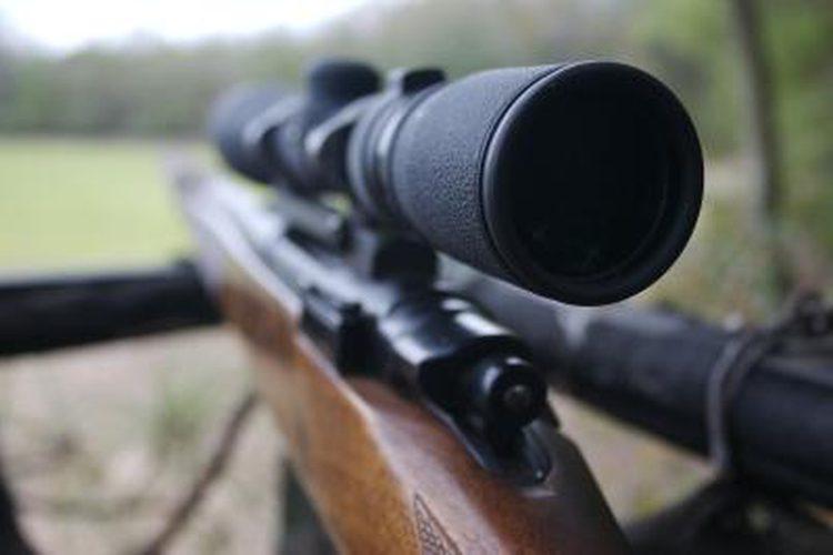 How to zero a rifle scope_