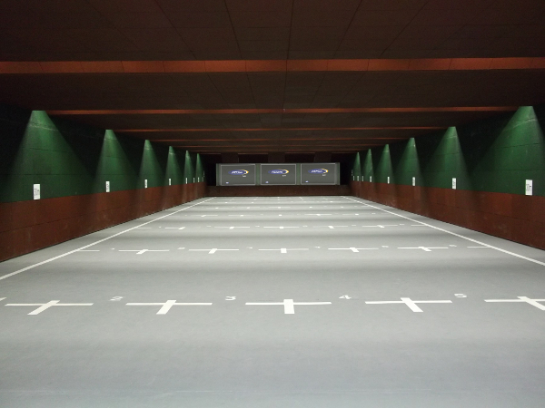 Shooting Range, Indoor Range