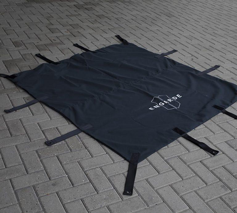 Ballistic Blanket Super Target Systems