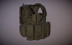 bullet proof vest