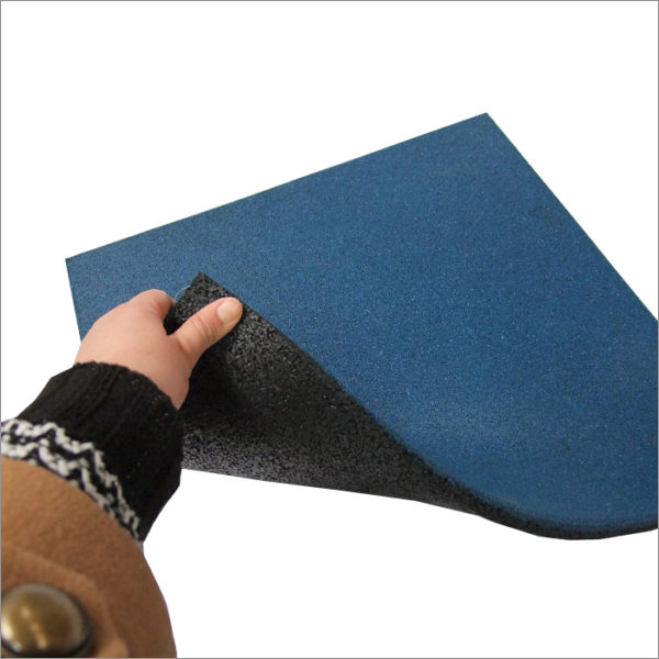 Ballistic Rubber Sheets