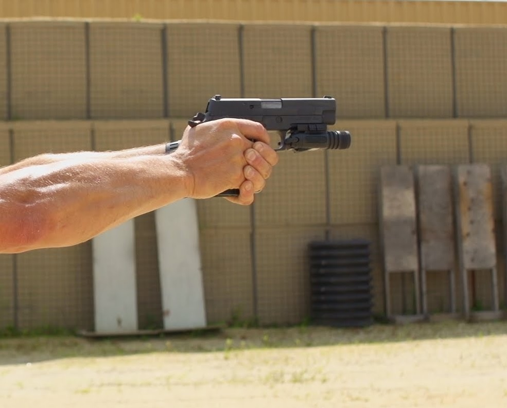 Shooting Skills