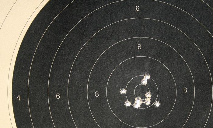 Setting up a Shooting Range
