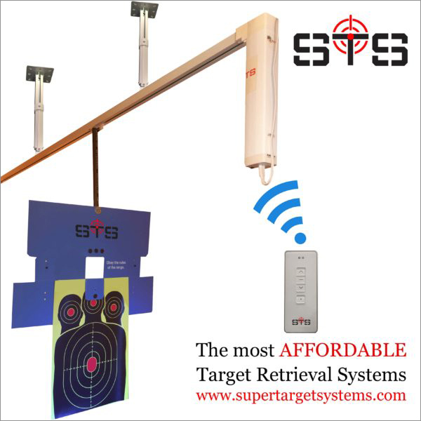 Super Target Systems Affordable Target Retrieval Systems