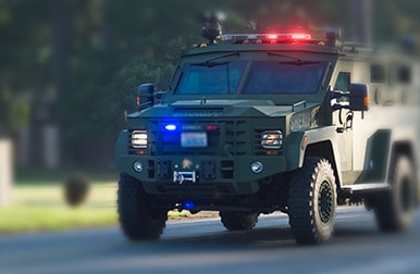Tactical Lighting Solutions - Police Applications