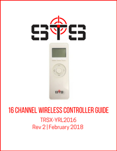 16 Channel Wireless Controller Guide