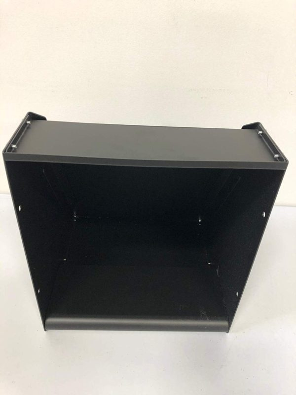 Steel Bullet Trap 12x12 inch for .22 caliber