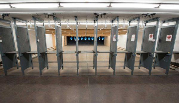 Indoors shooting range target retrieval systems