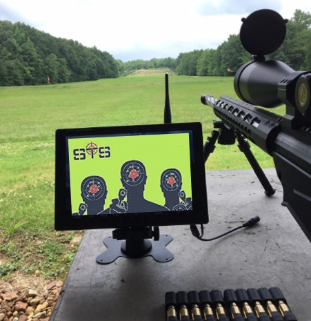 500yd systems -range view